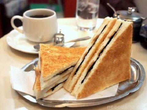 元祖のりトーストレシピ マツコも認めた純喫茶グルメ