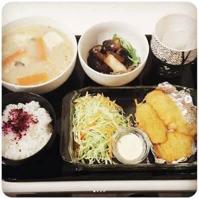 ナスとしめじの鯖味噌缶煮 アジフライ 鍋リメイクリームスープ