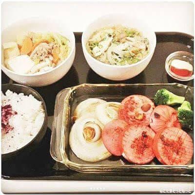 ふるさと納税のボロニアソーセージ 白菜とツナのくったり煮 マロニーと卵の中華スープ