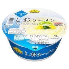 ノンフライ麺 しおラーメン