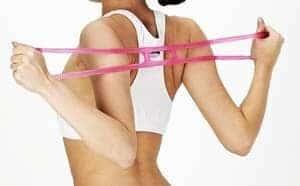 マルチチューブで肩甲骨を動かして代謝アップ!痩せ体質に