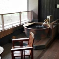 湯の花温泉*里山の休日京都烟河:お部屋編
