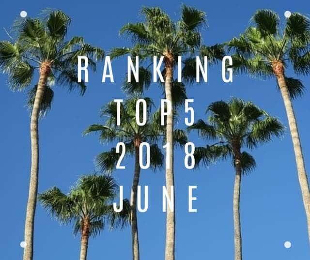 【月間ランキング TOP5 】2018年6月 大阪地震関連情報が話題