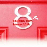 【月間ランキング TOP5 】2018年8月 親知らず抜歯記録が話題