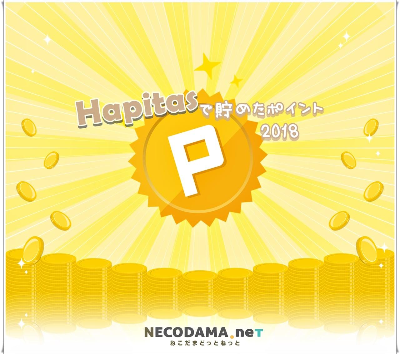 『ハピタス』するだけで手間なく貯まる!今年のポイント交換実績。
