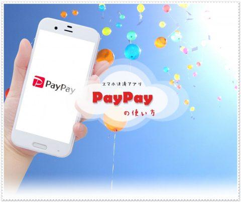 PayPay*今すぐ始めるオトクな使い方
