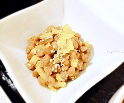 胡麻タク納豆