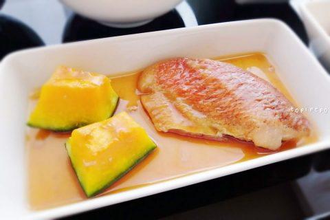 赤魚と南京の生姜煮