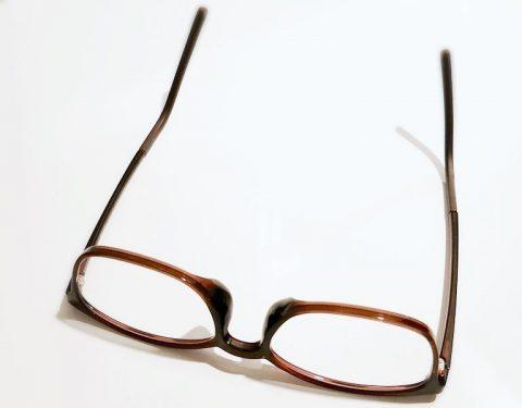 大人だけどJINSメガネKIDSサイズ購入