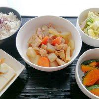 根菜のいり鶏@夕食ネット*お試し2日目