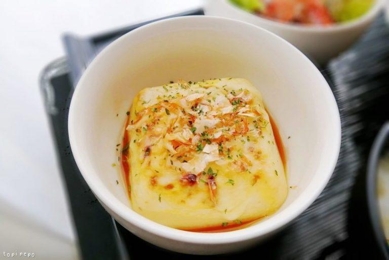 味噌チーズ豆腐