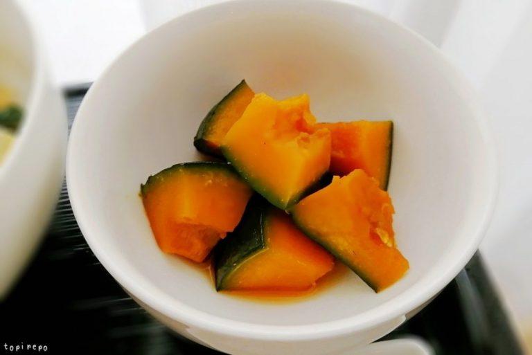 かぼちゃ煮@夕食ネット