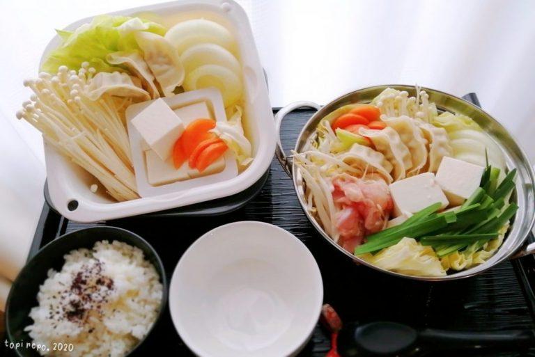 こくまろ~♪な中華白湯鍋の晩ごはん@夕食ネット