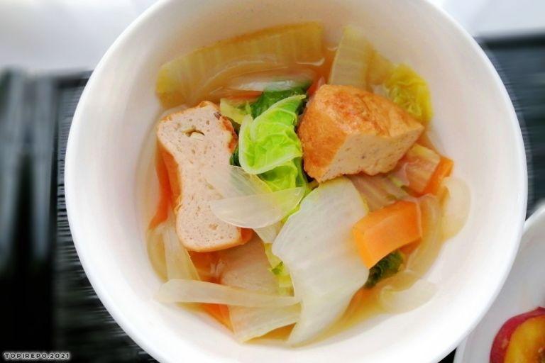 がんもと野菜のあっさり煮