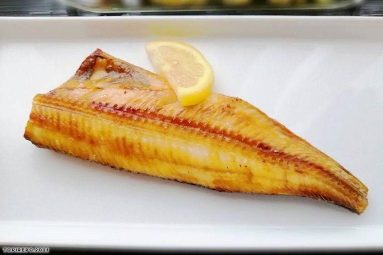 シンプルがうま~い焼き魚メインの日でした。