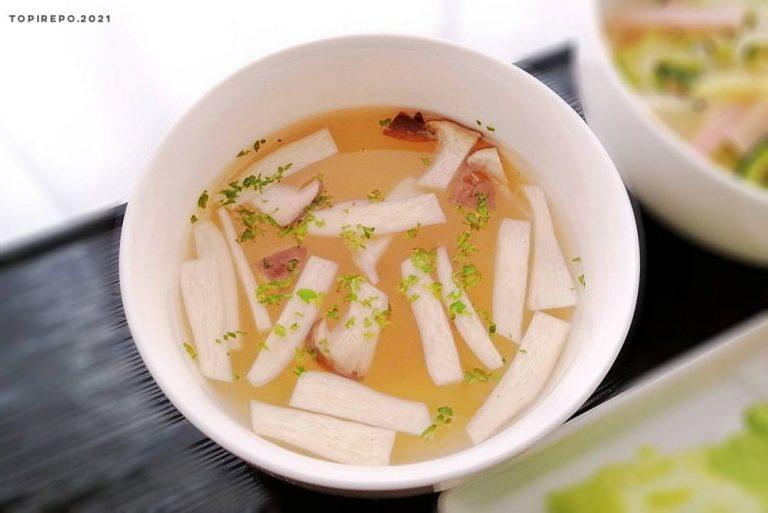 エリンギのスープ