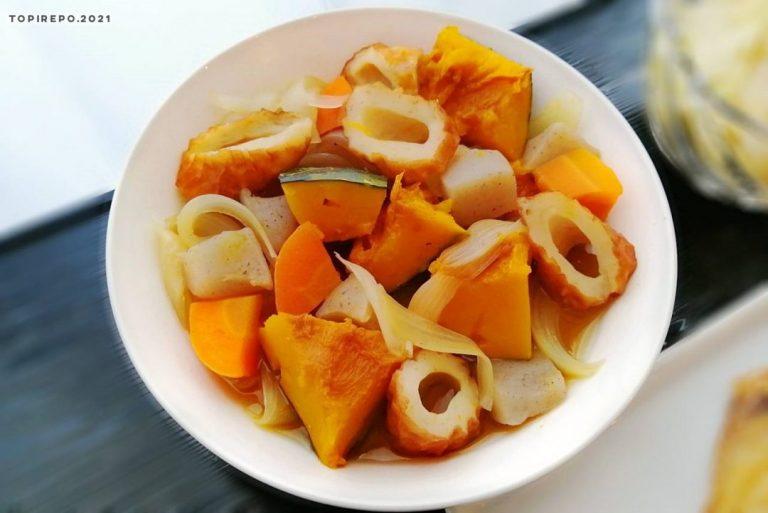 かぼちゃのうま煮